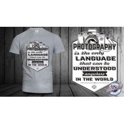 """Photography is the only language..."""