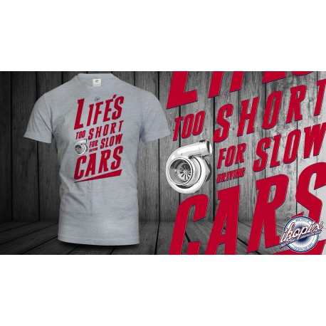 """""""Life´s too short..."""""""